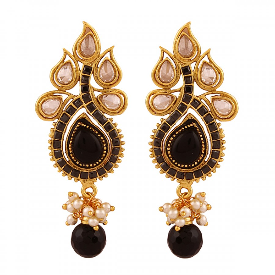 Buy  Scintillating Antique Earring Online