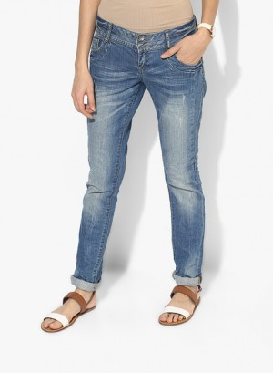 Buy s OliverBlue Washed Jeans Online