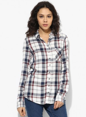 Buy Dorothy Perkins Multicoloured Check Shirt Online