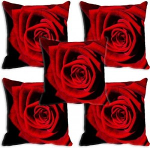 Buy meSleep Floral Cushions Cover Online