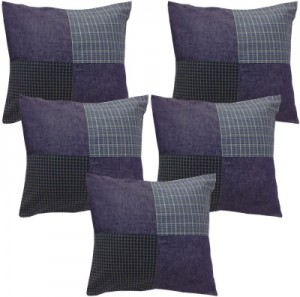 Buy Milano Home Checkered Cushions Cover Online