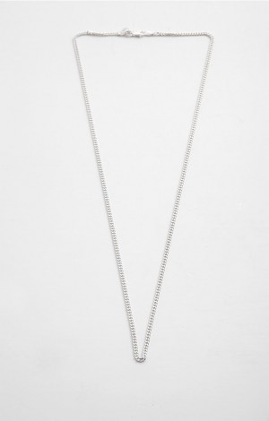 Buy Handcrafted Silver Neck Chain Online