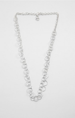 Buy Silver Link Neck Chain Online