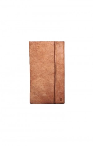 Buy Leather Travel Organiser with Magnetic Buttons Online
