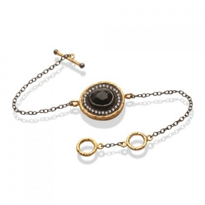 Buy SERENADE BRACELET IN BLACK ONYX Online
