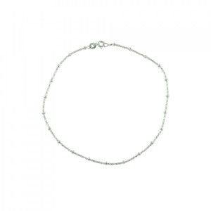 Buy SINGLE KNOT VENETIAN CHAIN ANKLET Online