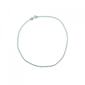 Buy SHIMMERING BEADS SIMPLICITY ANKLET Online