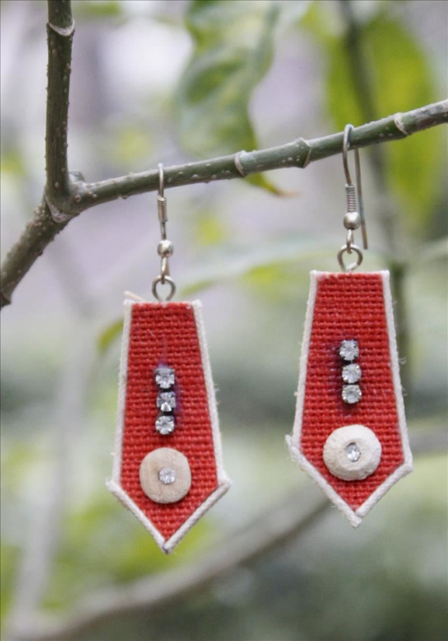 Buy Jute Earrings Online