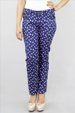 Buy Flower Print  Denims Online