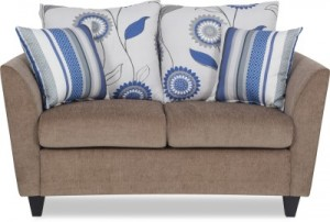Buy Urban Living Solid Wood 2 Seater Sofa  Online