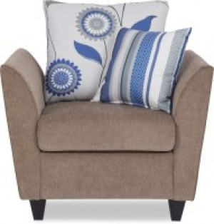 Buy Urban Living Solid Wood 1 Seater Sofa Online
