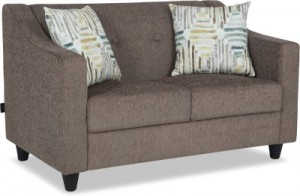 Buy Urban Living Derby Fabric 2 Seater Sofa Online