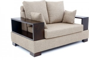 Buy Furnicity Fabric 2 Seater Sofa Online