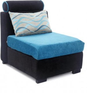Buy Furnicity Fabric 1 Seater Sofa Online