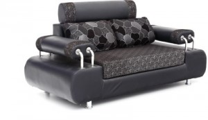 Buy Furnicity Leatherette 2 Seater Sofa Online