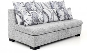 Buy Furnicity Fabric 3 Seater Sofa Online