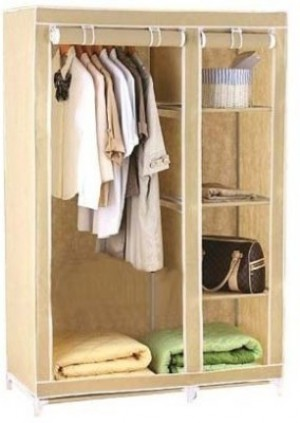 Buy cubee Aluminium Collapsible Wardrobe Online