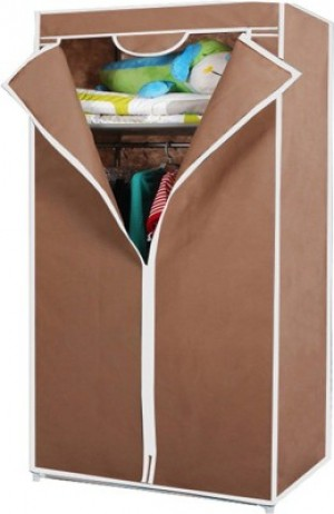 Buy Kawachi Carbon Steel Collapsible Wardrobe Online