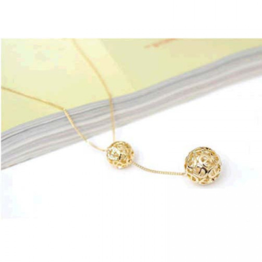 Buy Gold Ball Chain Online