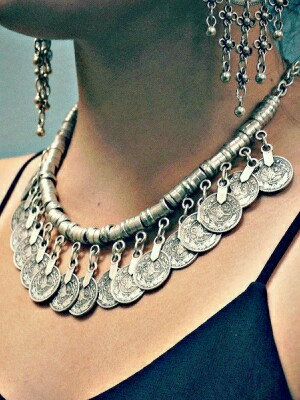 Buy Silver Necklace Online