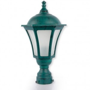 Buy CLASSIC ANTIQUE GREEN OUTDOOR GATE LIGHT Online