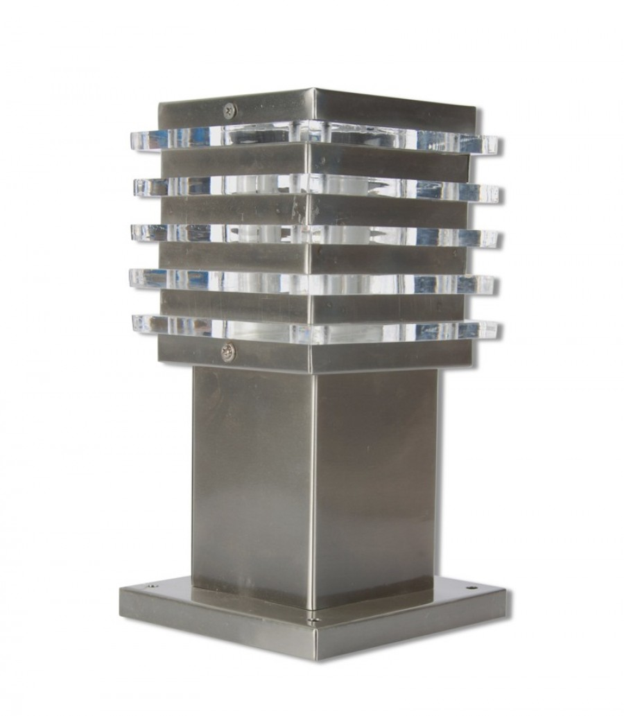 Buy MODERN SQUARE ENERGY SAVER OUTDOOR GATE LIGHT Online