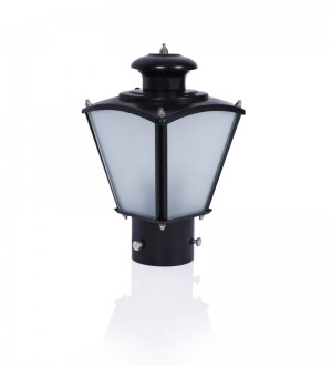 Buy CLASSIC BLACK SMALL OUTDOOR GATE LIGHT Online