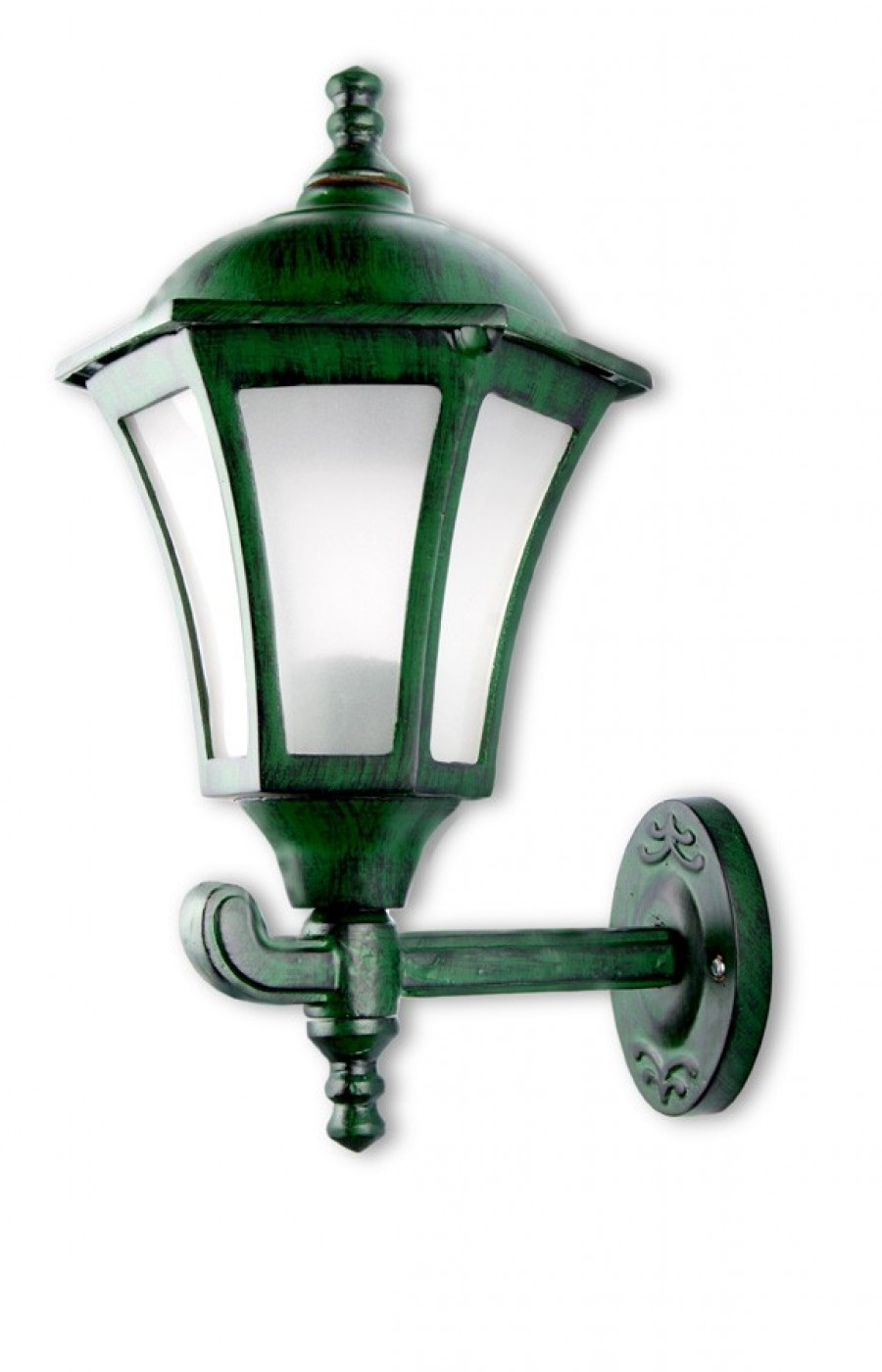 Buy CLASSIC ANTIQUE GREEN OUTDOOR WALL LIGHT Online