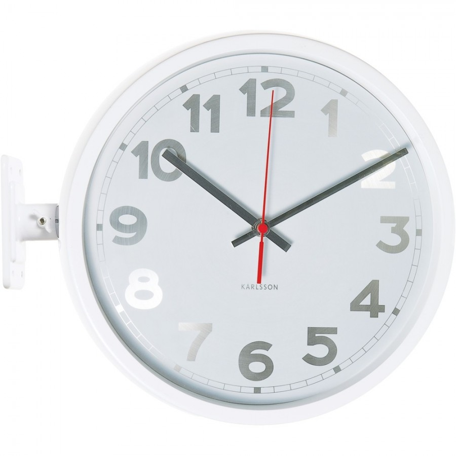 Buy Double Sided Numbers Clock Online