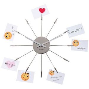 Buy Wall Clock Memo Holder Online