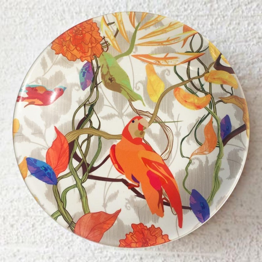 Buy PARROT WALL PLATE Online