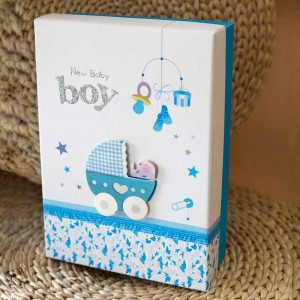 Buy BLUE BABY BOX Online