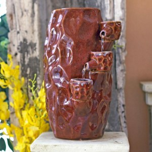 Buy RED POT FOUNTAIN Online