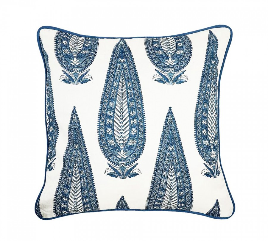 Buy INDIGO CUSHION COVER Online