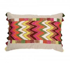 Buy ZIG-ZAG CUSHION COVER Online