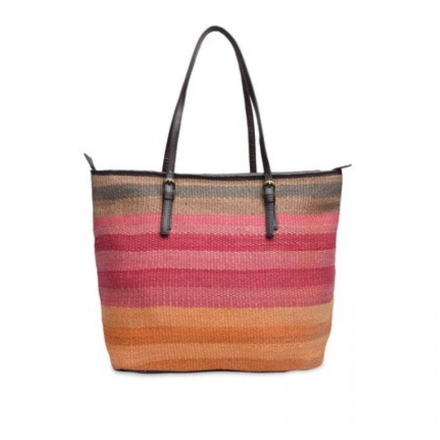 Buy CANDY STRIPES M TOTE Online