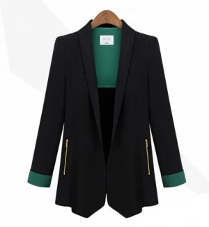 Buy Classy and Sassy in Black Jacket Online