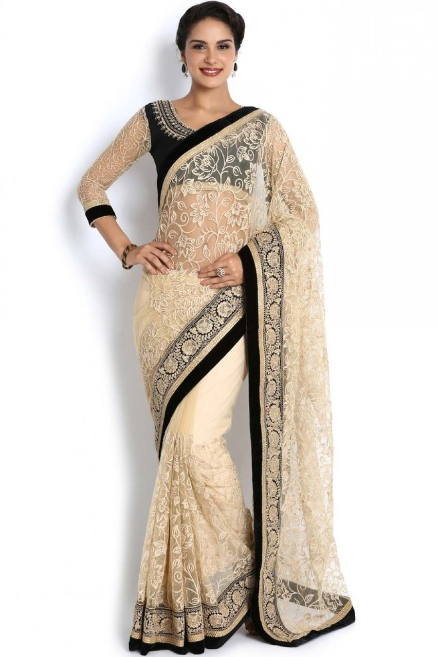 Image result for net sarees