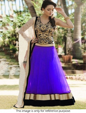 Buy Thankar Blue Latest Arrival Designer Lehenga Choli  Online