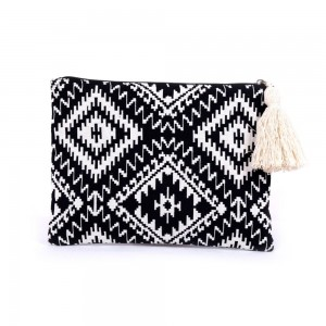 Buy DIWAAH!! HAND CRAFTED MULTI EMBROIDARY POUCH.  Online