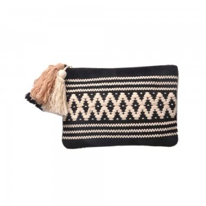 Buy DIWAAH!! HAND CRAFTED MULTI ZIP TOP POUCH  Online