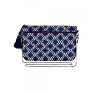 Buy DIWAAH!! MULTI EMBROIDERED RUG POUCH  Online
