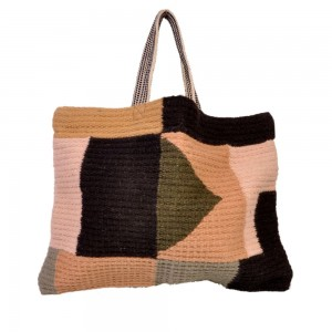 Buy DIWAAH!! BLACK DUSTY WEEKEND TOTE BAG  Online