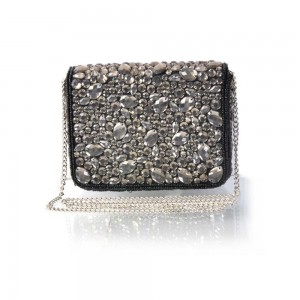 Buy DIWAAH!! EMBELLISHED BOX CLUTCH  Online