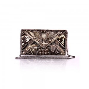 Buy DIWAAH!! THE EMBELISHED ENVELOP CLUTCH BAG  Online