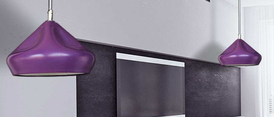 Buy  Corners and Curves Purple Online