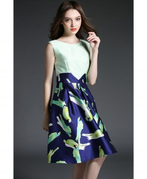 Buy Anbazaar  Gorgeous Blue Green Satin Kurti Online