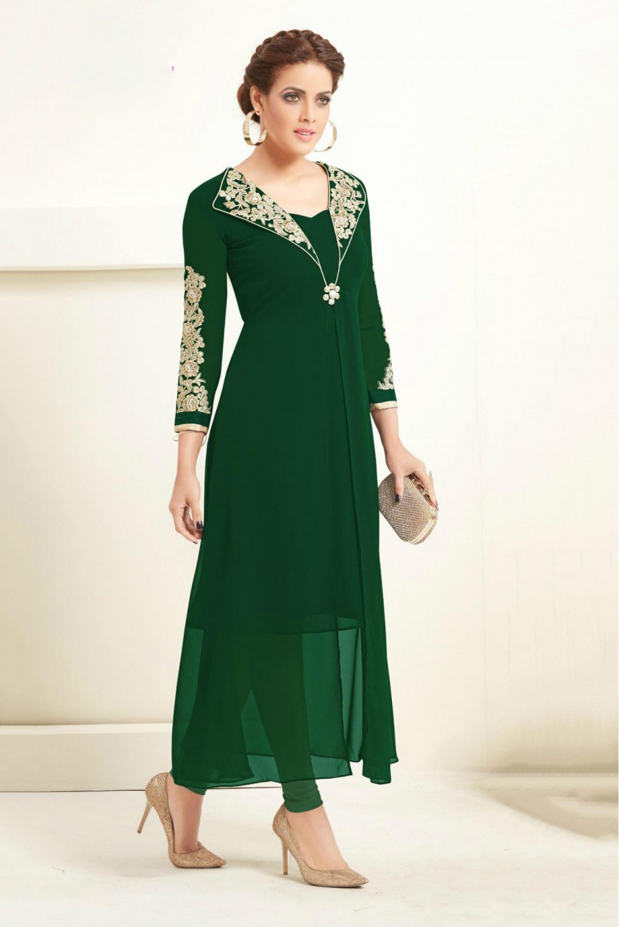 Kurtis Online Shopping | Women Long Kurtas | Designer Kurtis