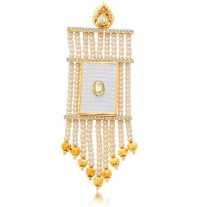 Buy Sukkhi Classic Gold Plated AD Passa For Women Online