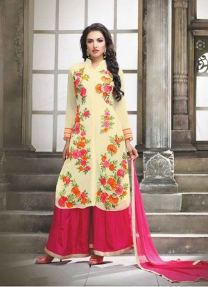Buy Stylist Designer Plazzo Suits Online